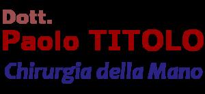 Chirurgo della  Mano - Torino - Dott. Paolo Titolo